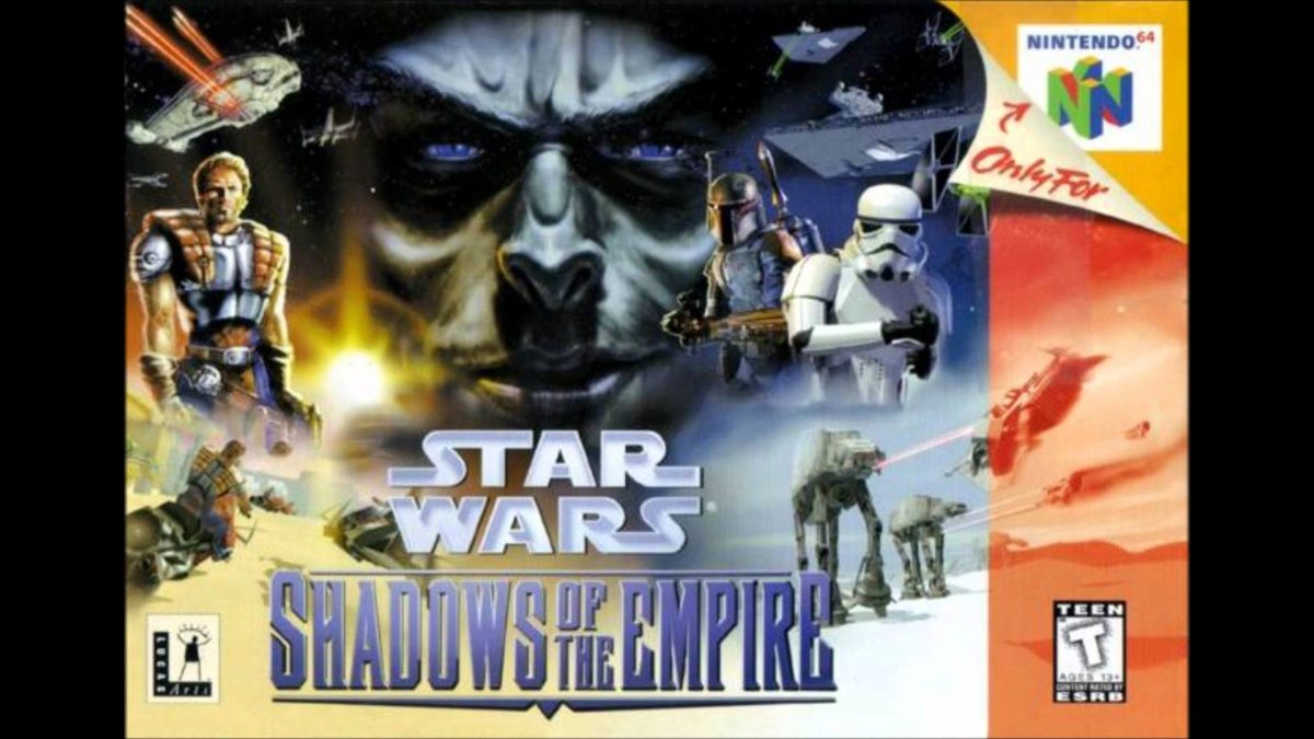 Game Drawl Episode 6 – Shadows of the Empire
