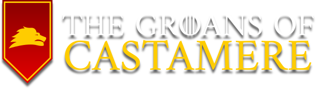 The Groans of Castamere Episode 8 – What's Ryan Drinking?