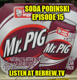 Soda Podinski Episode 15 – They Call Me Mr. Pig!