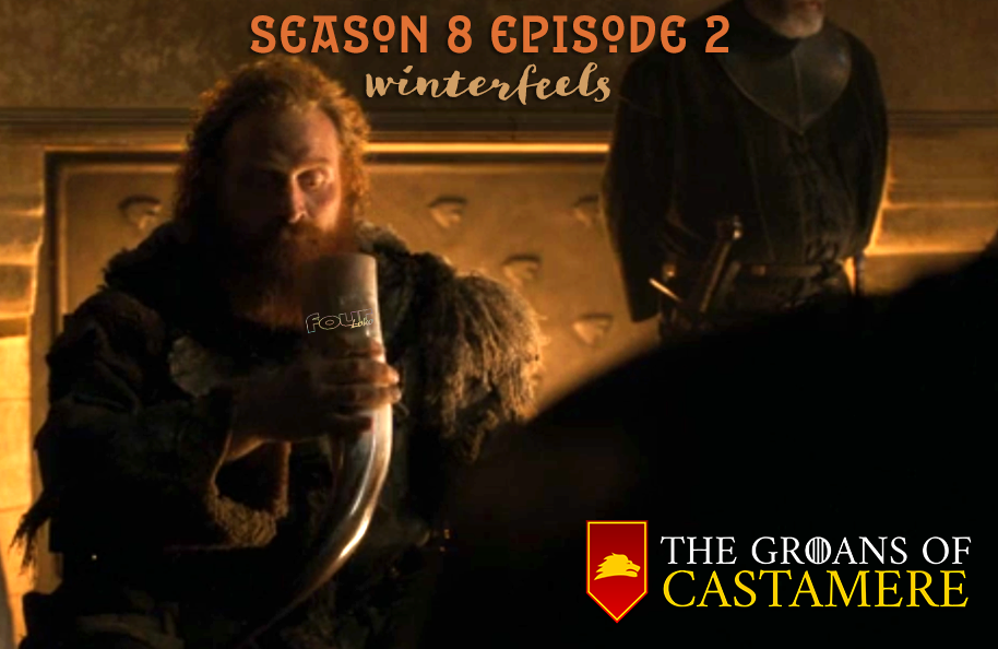 The Groans of Castamere Episode Episode 28 – Winterfeels