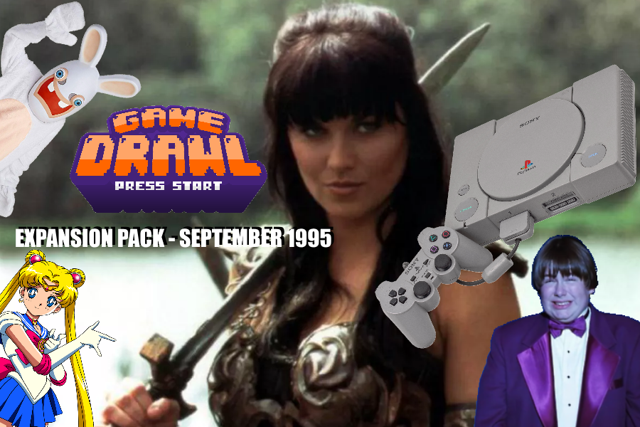 Game Drawl Expansion Pack – September 1995