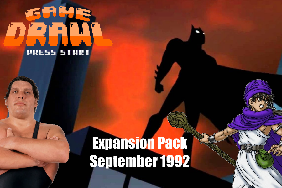 Game Drawl Expansion Pack – September 1992