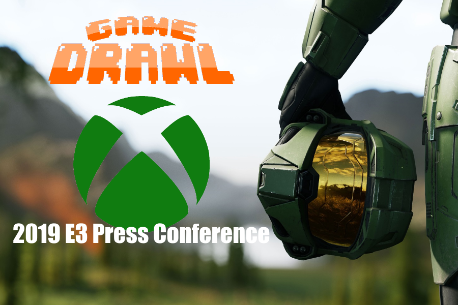 Game Drawl News E3 2019 – Xbox Press Conference
