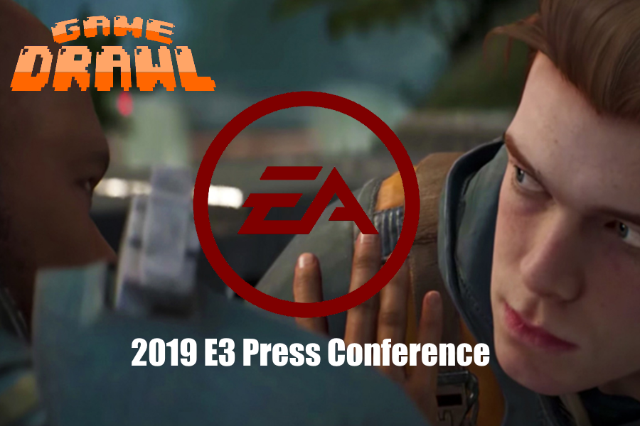 Game Drawl News E3 2019 – EA Press Conference