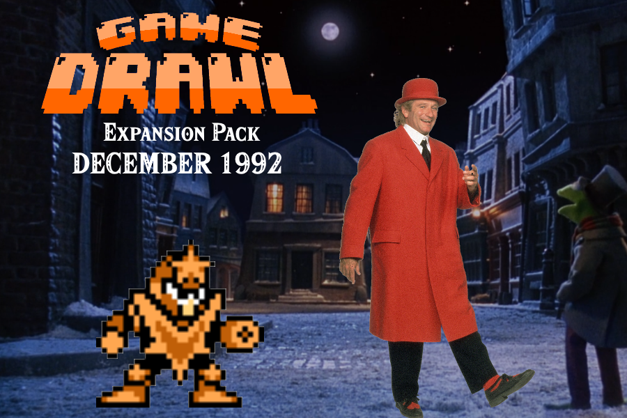 Game Drawl Expansion Pack – December 1992