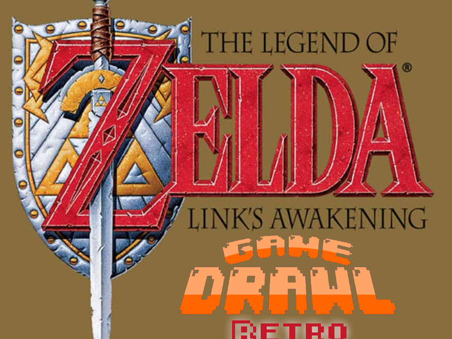 Game Drawl Retro – Link's Awakening