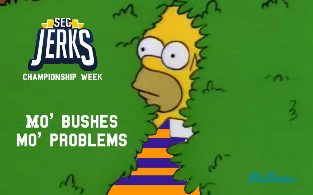 The SEC Jerks 2019 Championship Week
