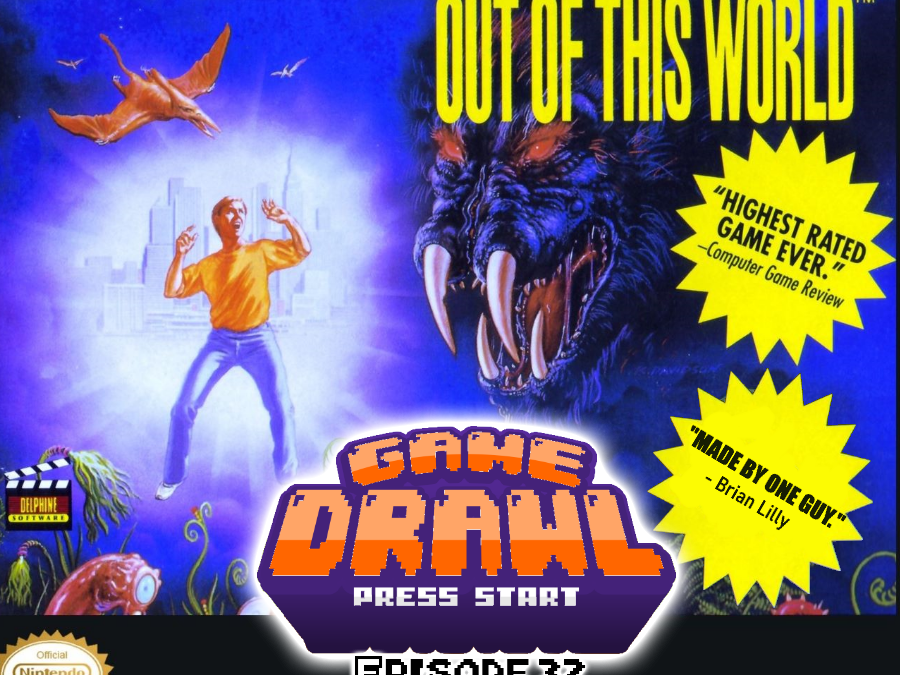 Game Drawl Episode 32 – Another World