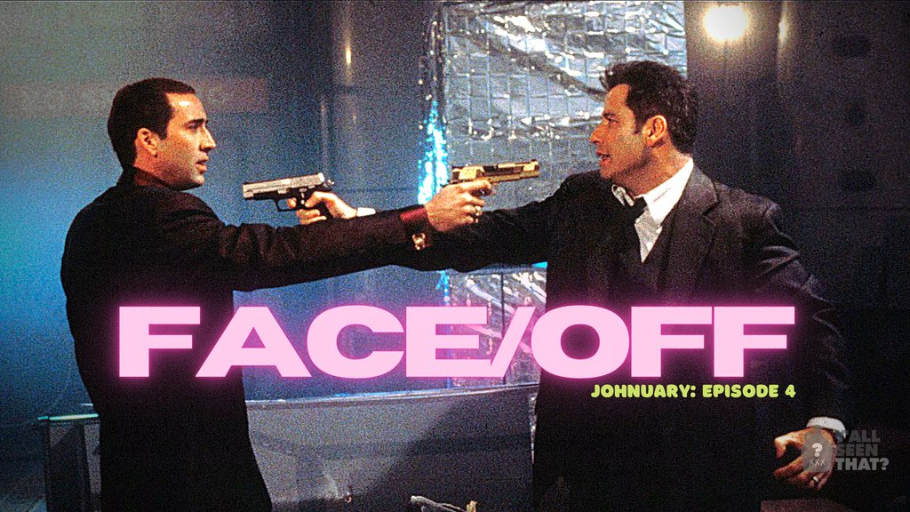 Y'all Seen That?- Face/Off