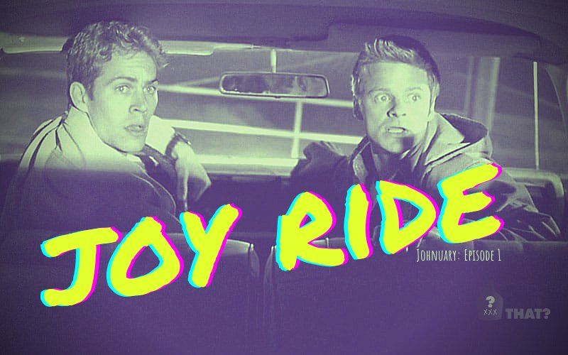 Y'all Seen That?- Joy Ride