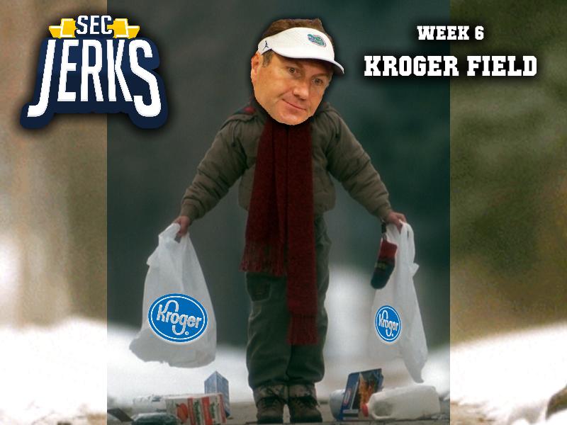 The SEC Jerks 2021 Week 6 – Kroger Field